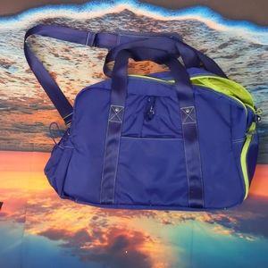 Athleta baby carry shoulder bag OS